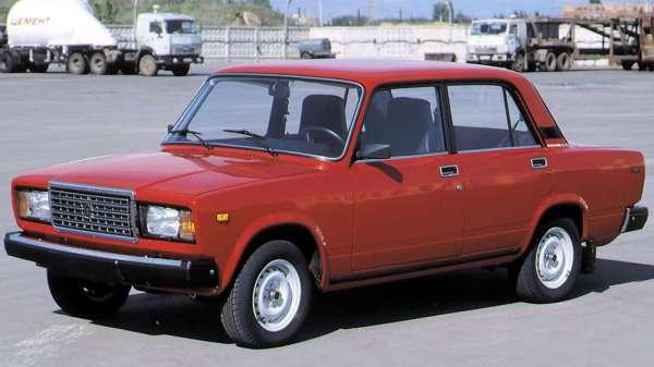 ВАЗ 2107 – Характеристики, фото, описание, цена