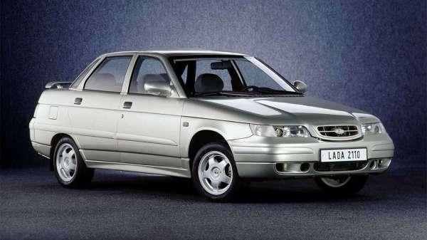 ВАЗ 2110 – Характеристики, фото, описание, цена