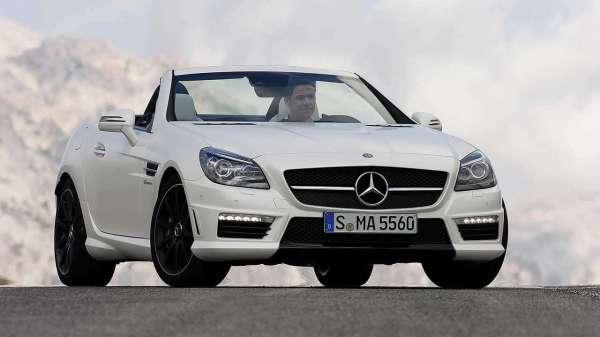 Mercedes-Benz SLK 55 AMG цена, технические характеристики ...