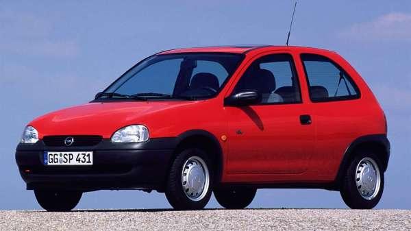 Opel Corsa B (1993-2000) цена, технические характеристики ...