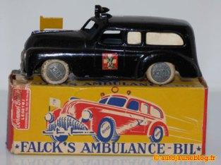 Tekno Buick ambulance (premier modèle)