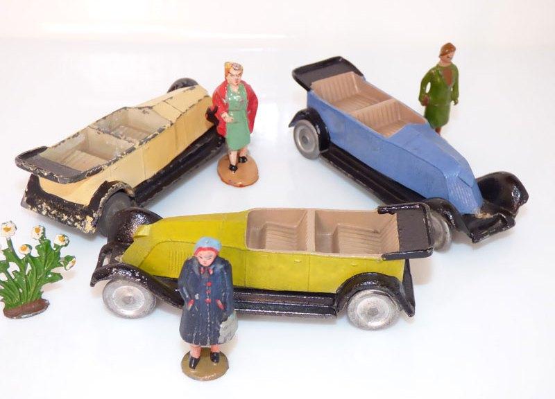 Renault CD 3 modèles et accessoires