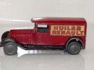 Huiles Renault