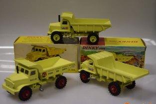 Dinky Toys Euclid Rear Dump Truck
