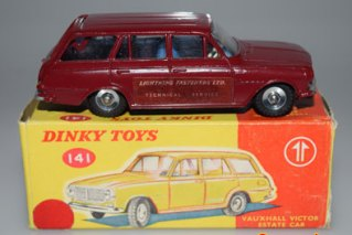 Dinky Toys Vauxhall Victor