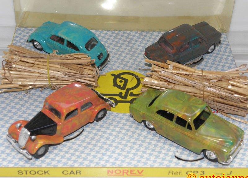 Norev : Stock Car