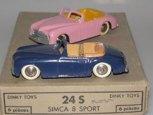 Dinky Toys Simca