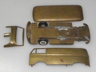 Tekno Prototype Ford Taunus