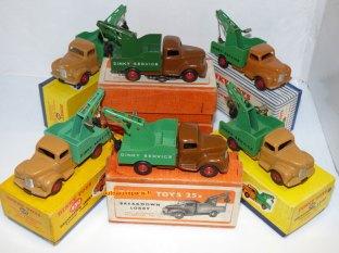 Commer camion dépanneuse Dinky Toys