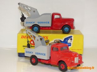 Commer camion dépanneuse Dinky Toys