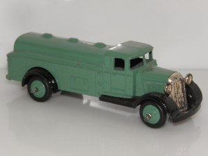 Dinky Toys 25 D pour les USA, nuance vert pâle
