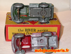 River Series avec ou sans mécanisme