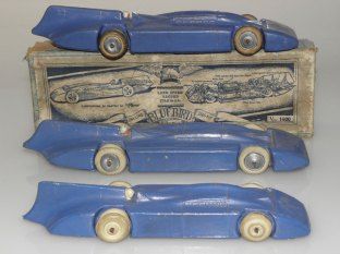 Bluebird Britains de fabrication anglaise