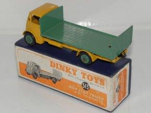 rare couleur de Guy Dinky Toys plateau dosseret