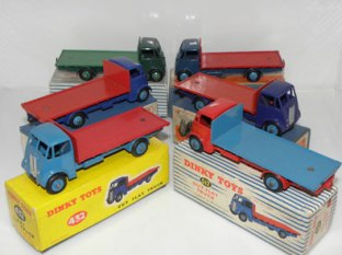 Camions Guy Dinky toys