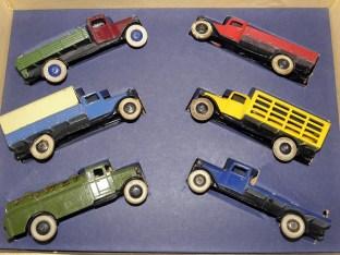 Coffret camion série 25 Dinky Toys Grande Bretagne