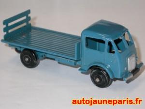 Ford 25 H de couleur bleu