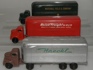 Ford cabover Ralstoy