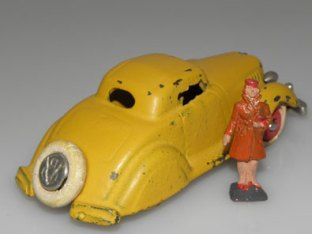 Hubley Ford brewster