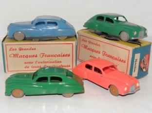 Minialuxe Hotchkiss Grégoire premier modèle