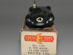 Jaguar Type D Crescent Toys