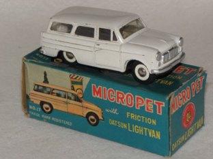 Micropet Datsun Bluebird Deluxe