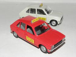 Solido Peugeot auto-école