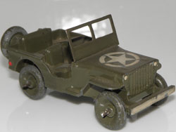 Dinky Toys 24 M militaire