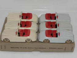 boîte de 6 Simca 8 sport