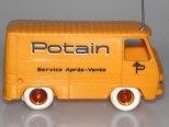 Bourbon Peugeot J7 fourgon Potain …