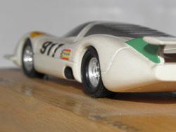 cela aurait été une réussite que cette Porsche 917 Dinky Toys