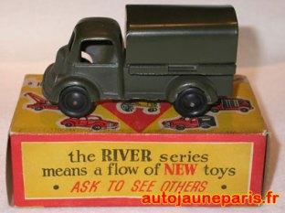 River Series bâché militaire