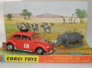 Safari Rallye en Mini