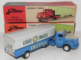 Tekno Tekno Scania Cold O Matic