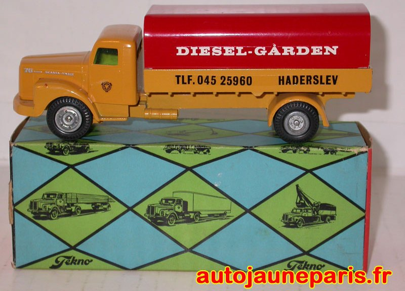 Scania Vabis Diesel Garden
