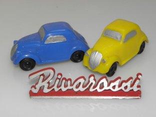 Rivarossi Fiat 500
