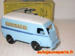 Renault 1000 kg en version boucherie