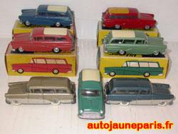 Opel Caravan Vilmer et Minicar