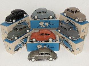 ensemble de Wiking VW'1954 vitre ovale