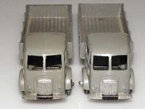 Dinky Toys Ford entrepreneur nuance de gris