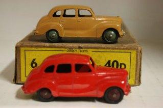 Dinky Toys Austin Devon couleur moins fréquente