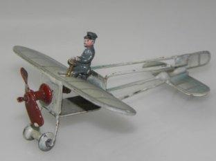 monoplan Ernest Plank