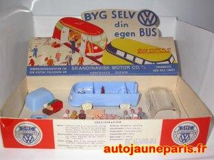 Volkswagen Kombi à assembler Boco