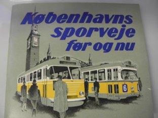 brochure datant des années soixante sur la ville de Copenhague