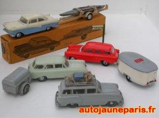 Opel et Ford au Camping Tentstation Berlin