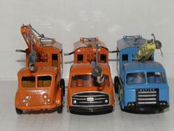 saga des camions grue chez CIJ