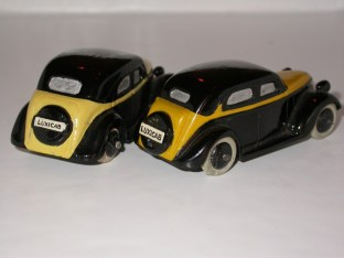 Dinky Toys Luxicab