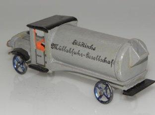 Erzgebirge camion citerne arroseuse
