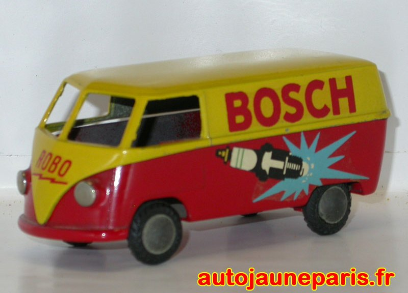 Kombi Volkswagen Tekno Bosch