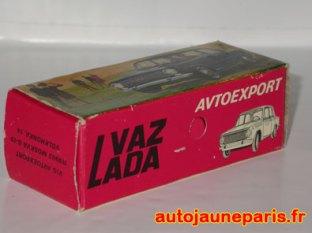 boîte Lada Mercury